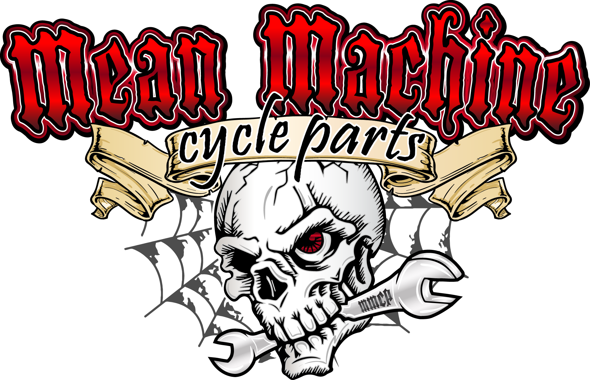Mean Machine Cycle Parts