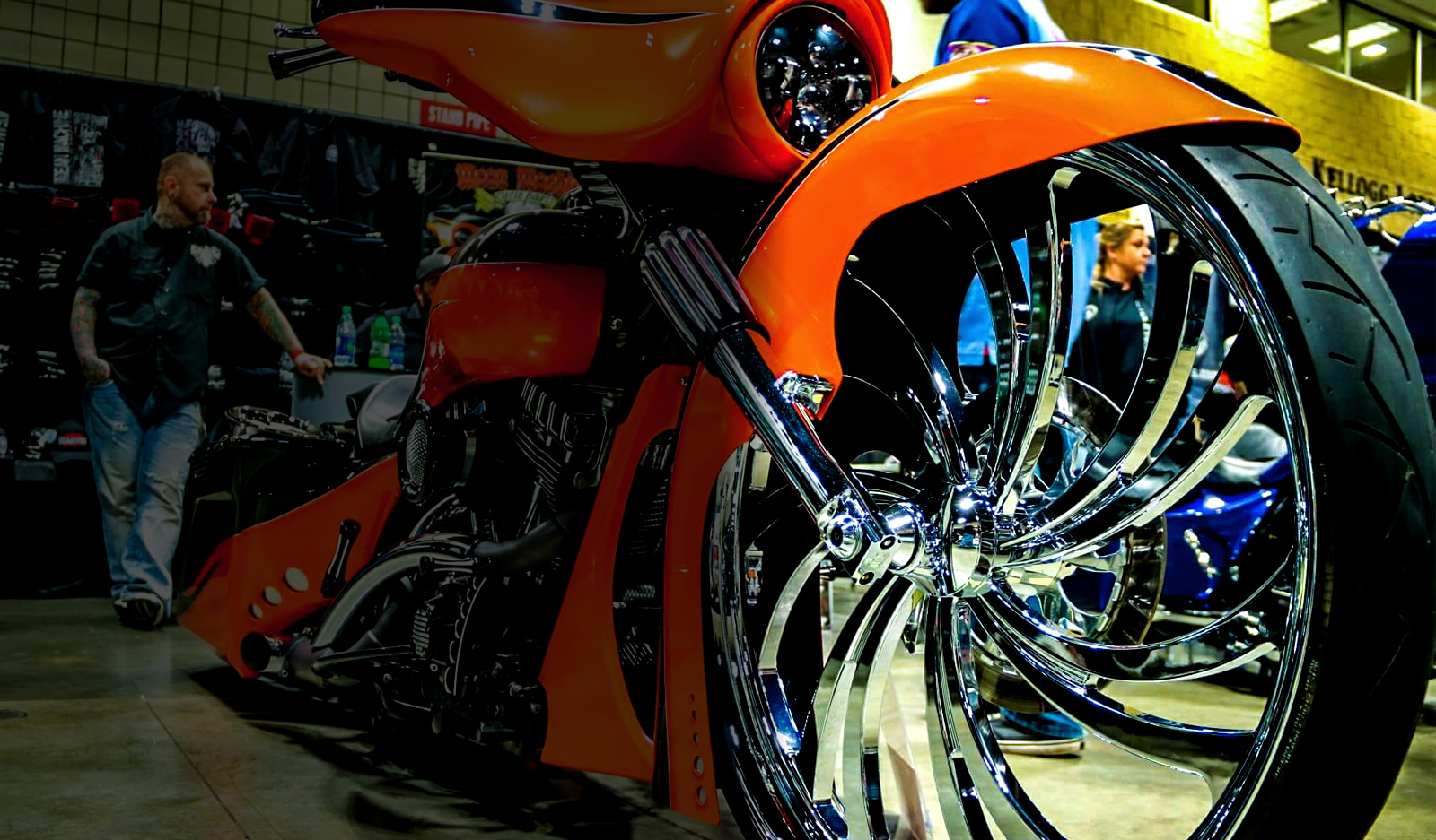 Mean Machine Cycle Parts – Bagger Central – One stop shop