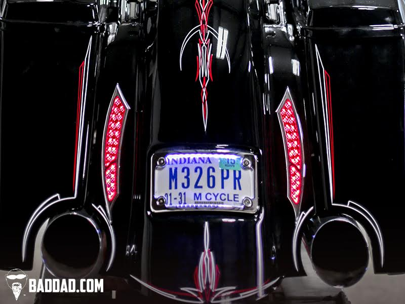 BAD DAD 992 TAILLIGHTS – Mean Machine Cycle Parts Bad Dad Wiring Harness on bad speaker, bad fuel filter, bad transformer, bad speed sensor, bad torque converter, bad safety harness, bad spark plugs, bad ignition coil,