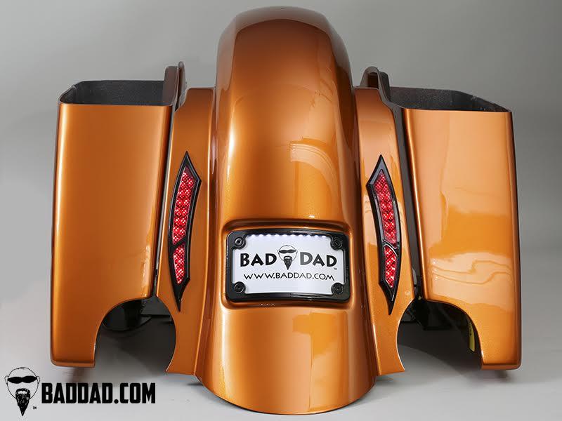 Bad Dad 992 Taillights  U2013 Mean Machine Cycle Parts